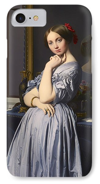Cometesse D' Haussonville IPhone Case by Mountain Dreams