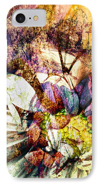 Comfort In Grief IPhone Case