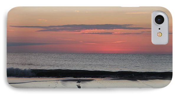 IPhone Case featuring the photograph Coming Dawn by Robert Banach