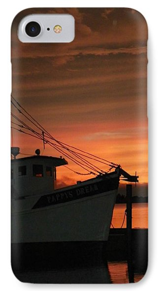 Coming Home... Phone Case by Karen Wiles