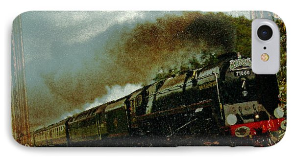 Coming Through IPhone Case by Barbara R MacPhail