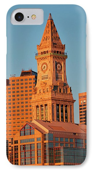 Commerce House Tower Built 1910 IPhone Case