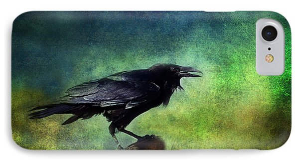 Common Raven IPhone Case