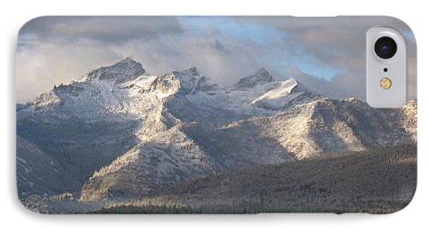 Como Peaks Montana IPhone Case