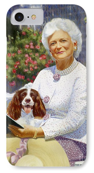 Companions In The Garden IPhone Case by Candace Lovely