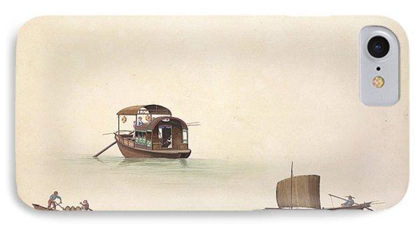 Company Pleasure Boat IPhone Case