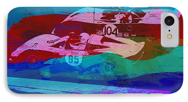 Competition IPhone Case by Naxart Studio