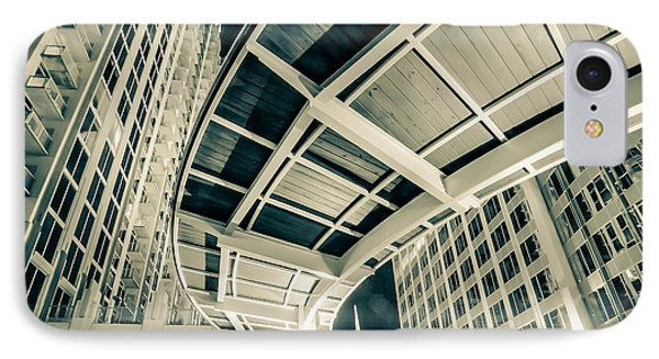 IPhone Case featuring the photograph Complex Architecture by Alex Grichenko
