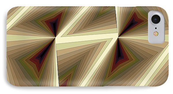 Composition 193 IPhone Case by Terry Reynoldson