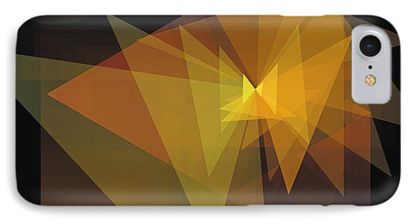 Composition 28 Phone Case by Terry Reynoldson