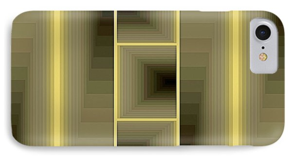 Composition 59 IPhone Case by Terry Reynoldson