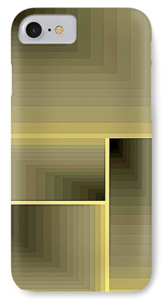 Composition 70 Phone Case by Terry Reynoldson