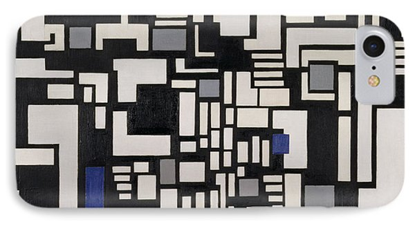 Composition Ix Phone Case by Theo Van Doesburg