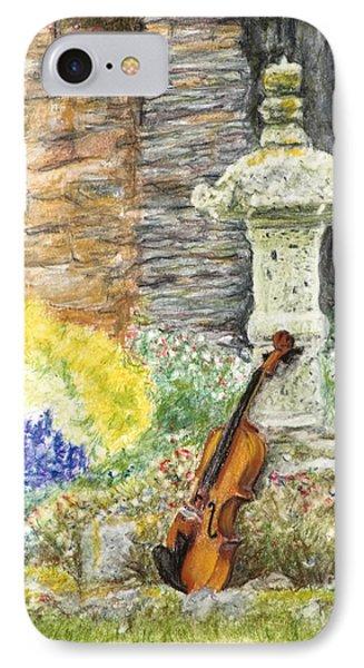 Concert Dans Le Jardin Phone Case by Kate Sumners
