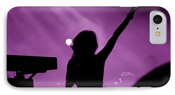 Concert Phone Case by Michal Bednarek