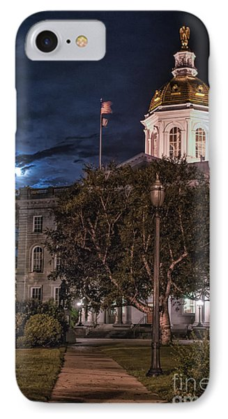 Concord By Moonlight IPhone Case by Scott Thorp