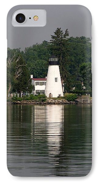 Concord Point Lighthouse IPhone Case