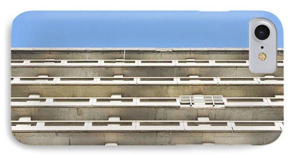 Concrete Building Phone Case by Tom Gowanlock