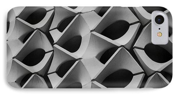 Concrete Facade - Chemnitz IPhone Case