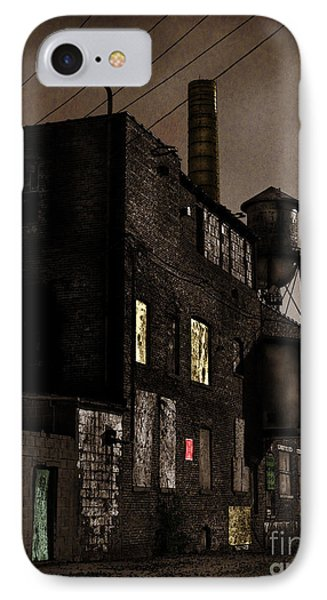 Condemned Phone Case by Colleen Kammerer