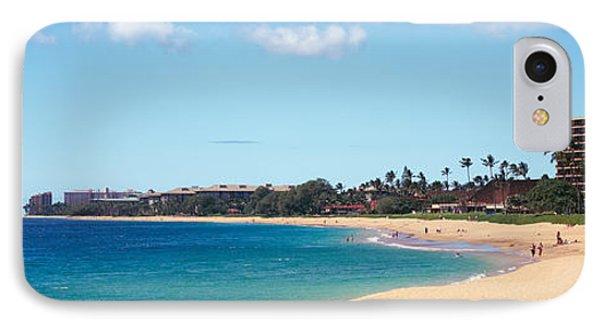 Condominium On The Beach, Maui, Hawaii IPhone Case