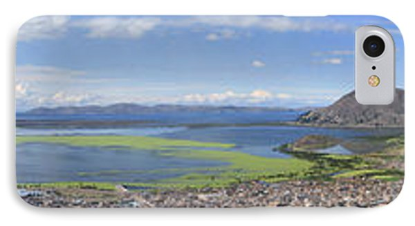 Condor Hill, Puno, Peru IPhone 7 Case by Panoramic Images