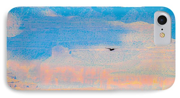 IPhone Case featuring the photograph Condor Series E by Cheryl McClure