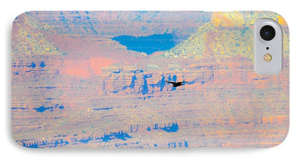 IPhone Case featuring the photograph Condor Series F by Cheryl McClure