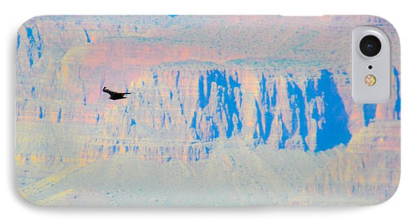 IPhone Case featuring the photograph Condor Series G by Cheryl McClure