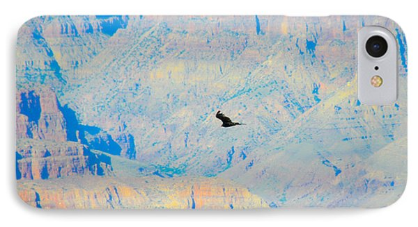 IPhone Case featuring the photograph Condor Series H by Cheryl McClure