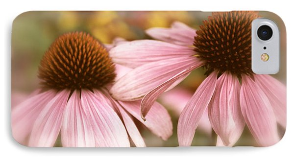 Cone Flowers IPhone Case by Jessica Jenney