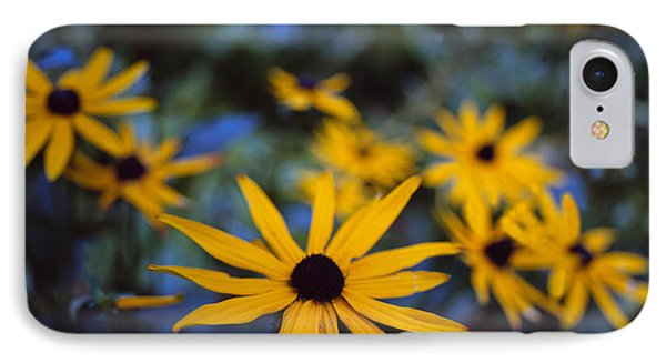 Cone Flowers Phone Case by Marcio Faustino