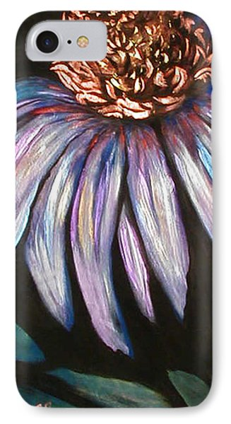 Coneflower Painting IPhone Case