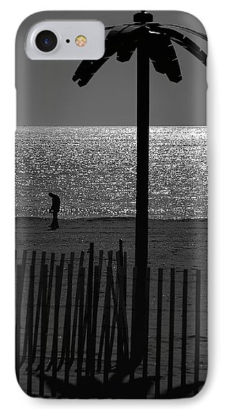 Coney Island 1 IPhone Case