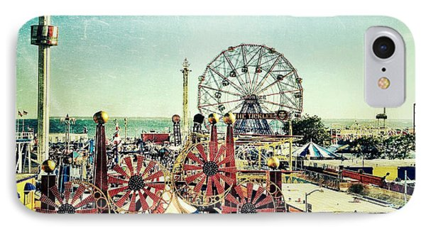 Coney Island Amusement IPhone Case