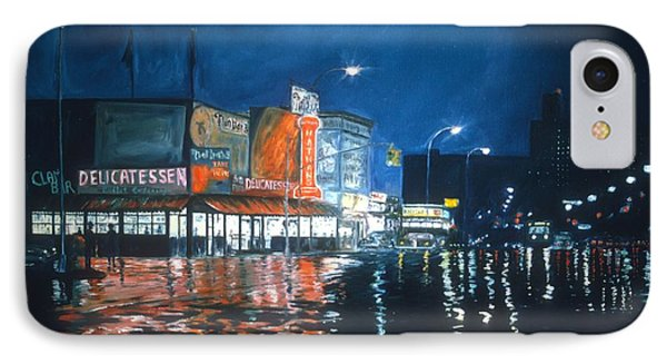 Coney Island Phone Case by Anthony Butera