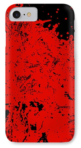 Chaos IPhone Case by James Temple