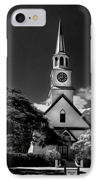 Congregational Church2 IPhone Case