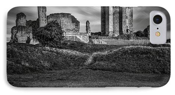 Conisbrough Castle Doncaster IPhone Case