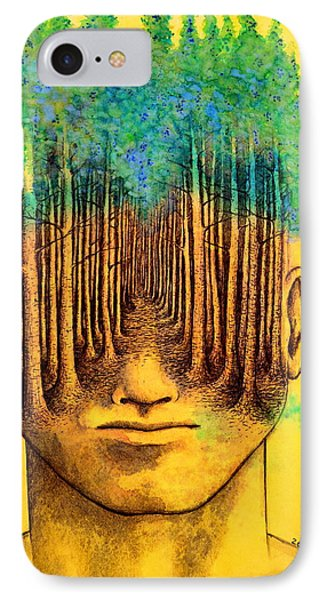 Consciousness Creates Reality IPhone Case