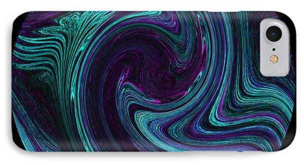 Consciousness Rising IPhone Case by Patricia Kay