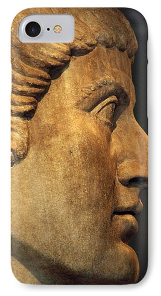 Constantine I, The Great 272-337. Roman Emperor IPhone Case