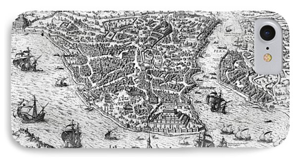 Constantinople, 1576 Phone Case by Granger