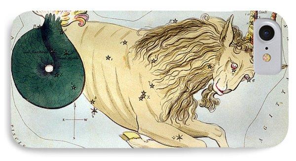 Constellation: Capricorn Phone Case by Granger