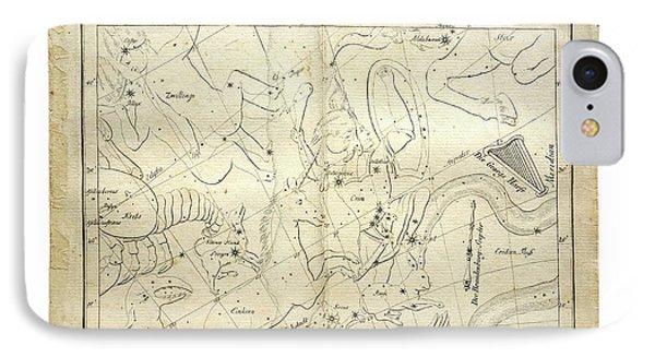 Constellation IPhone Case by Detlev Van Ravenswaay
