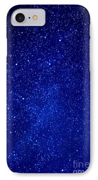 Constellation Cassiopeia  IPhone Case by Thomas R Fletcher
