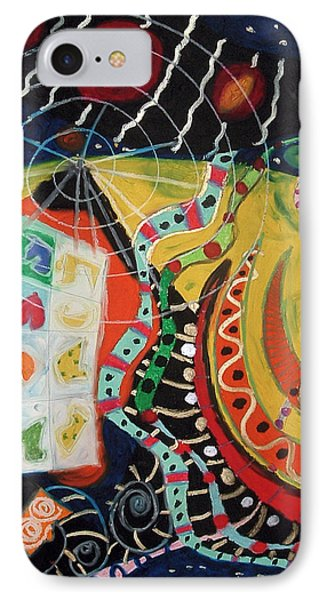Constellational Signals IPhone Case by Clarity Artists