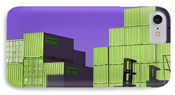 Containers 18 IPhone Case