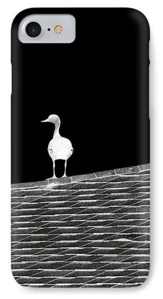 Contemplating Phone Case by Darla Wood