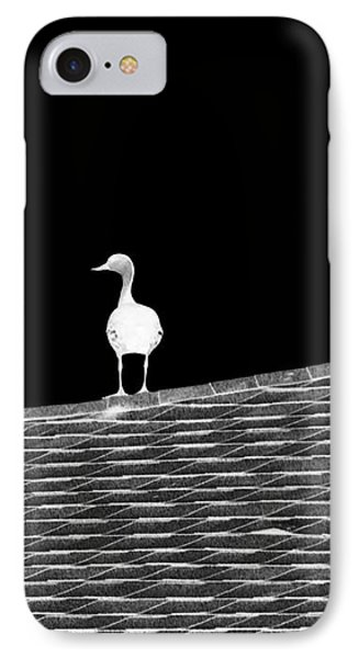 Contemplating IPhone Case by Darla Wood